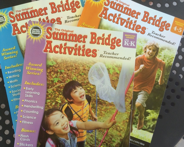 SummerBridgeActivities