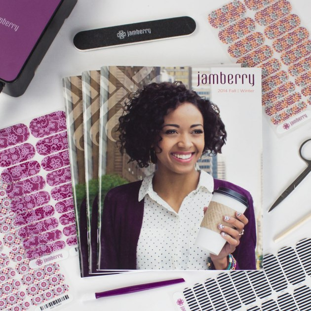 Jamberry Nails Fall/Winter Catalog