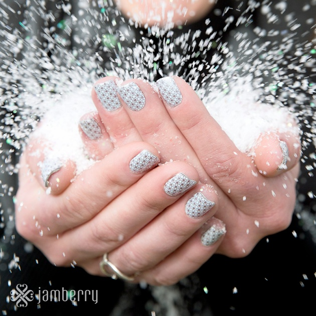 Jamberry Nails First Frost