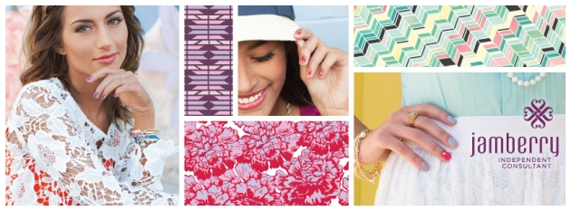Jamberry Spring/Summer