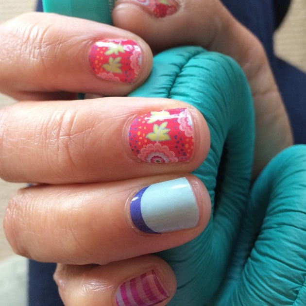 Jamberry Nails Nepal Relief