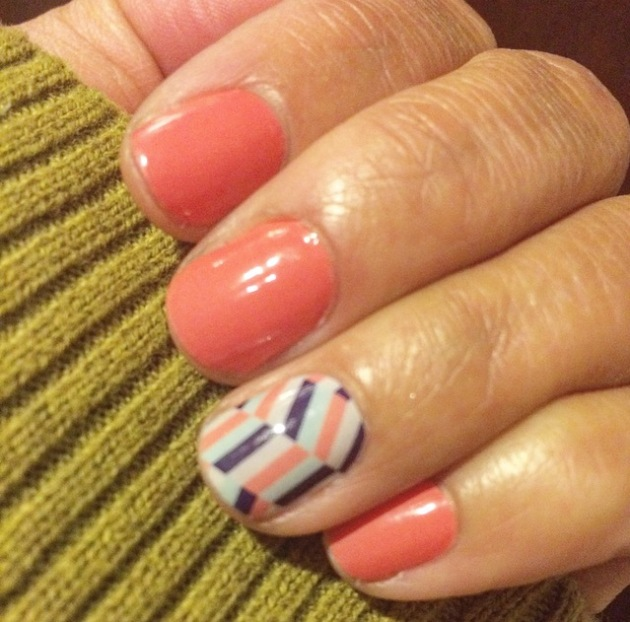 Jamberry Nails Grapefruit