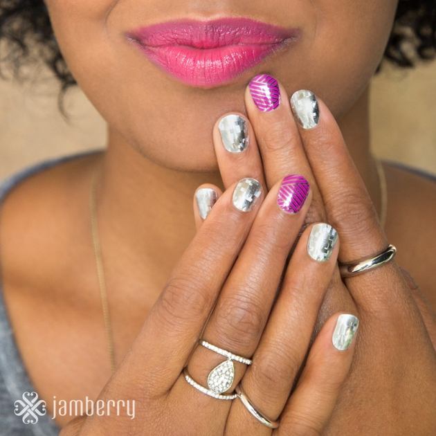 Jamberry Holographic